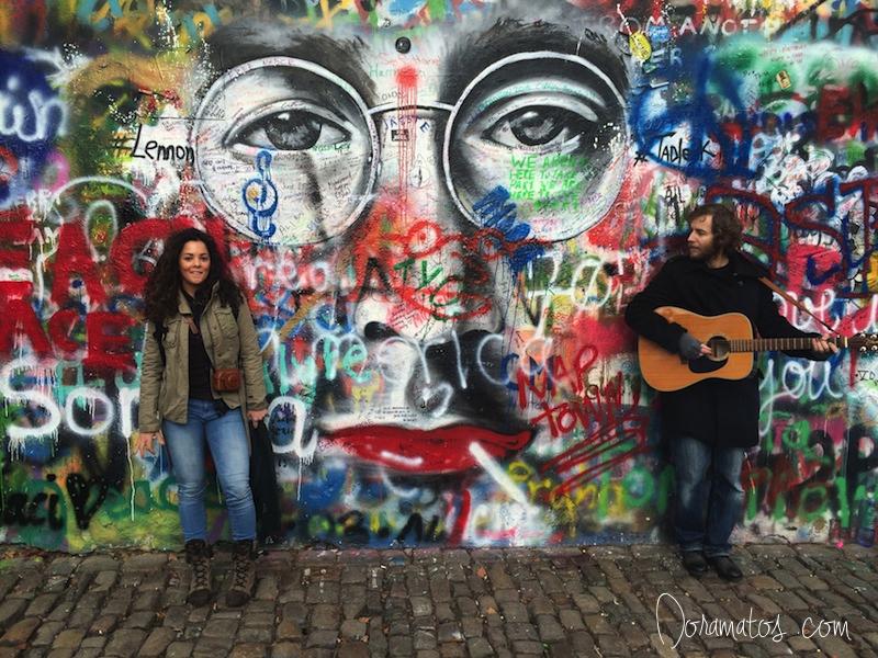 MURO Wall JOHN LENNON | Doramatos.com