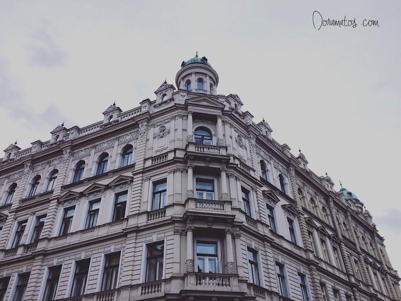 Rua Paris - Praga | Doramatos.com