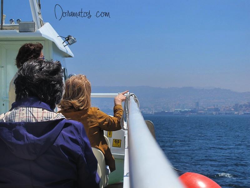 Ferry Cíes | Doramatos.com