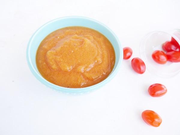 Sopa de tomate e cenoura, cheia de vitaminas | Doramatos.com