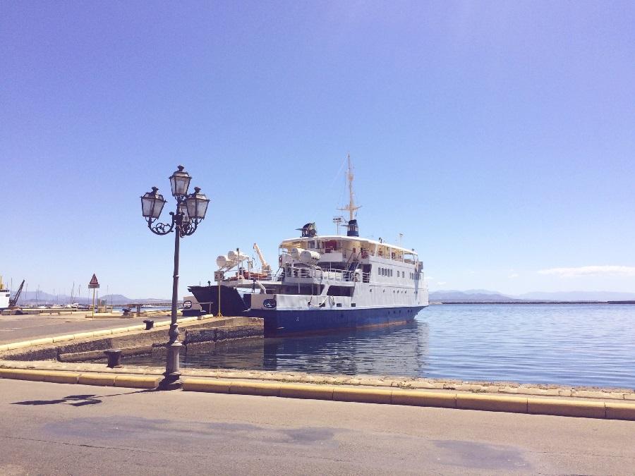 Porto de Carloforte - Doramatos.com